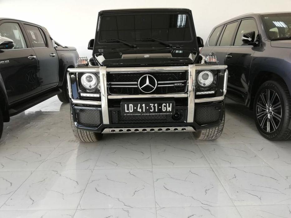 Mercedes-Benz G63 Amg biturbo 55.000.000kz