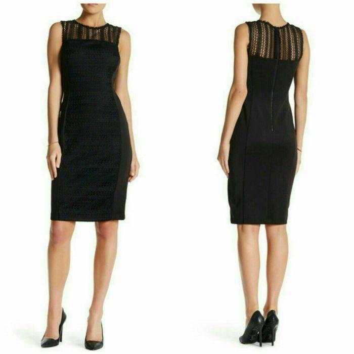 Taylor woman черна рокля - плюс размер.ПРОМО!