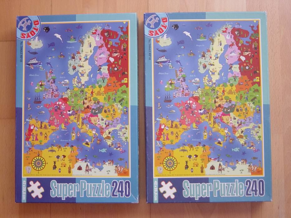 Puzzle 240 piese