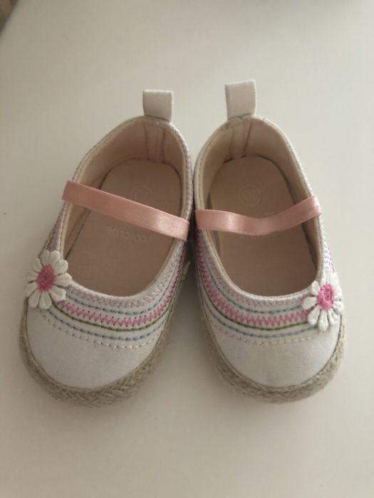 Balerini pantofi bebe primii pasi botez