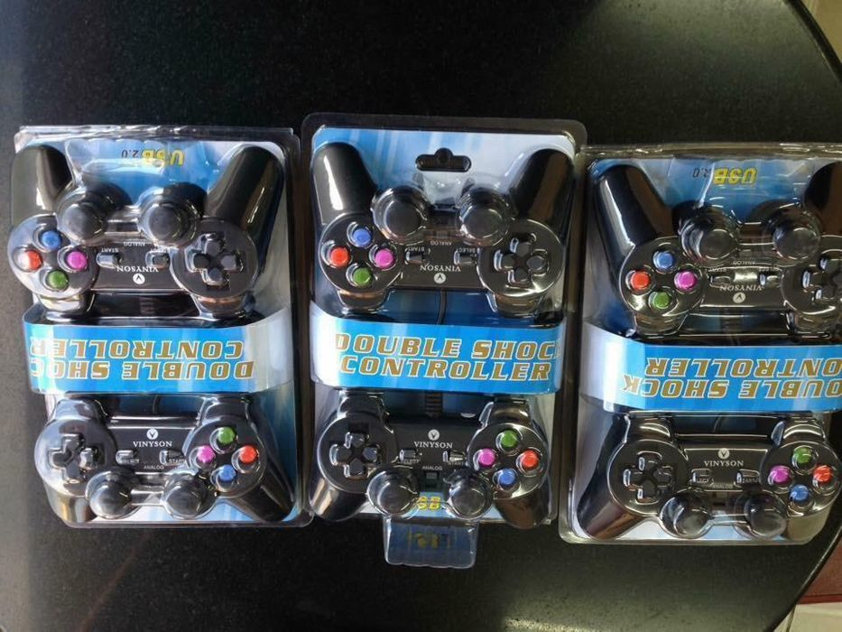 Joysticks duplos de PC
