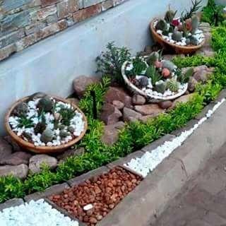 Decoracoes de Jardins
