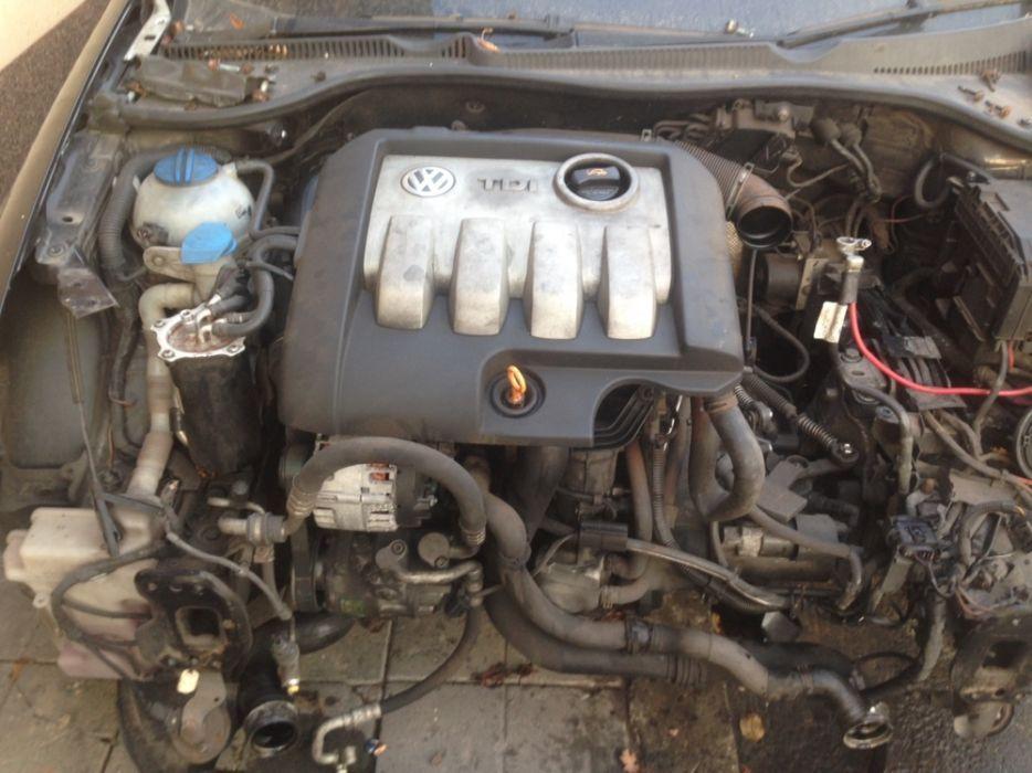 Motor vw golf 5 1.9 TDI cod motor bkc