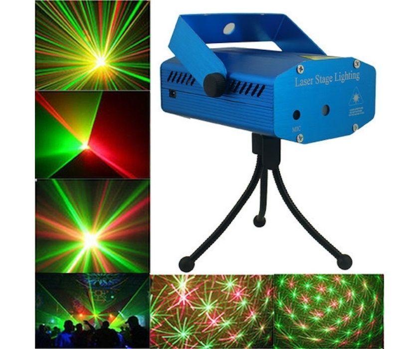Proiector Laser Disco Lumini