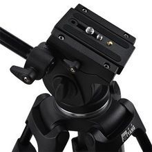 JY0606AH Fluid Tripod Head for 75MM bowl( 6Kg ), cap video fluid.