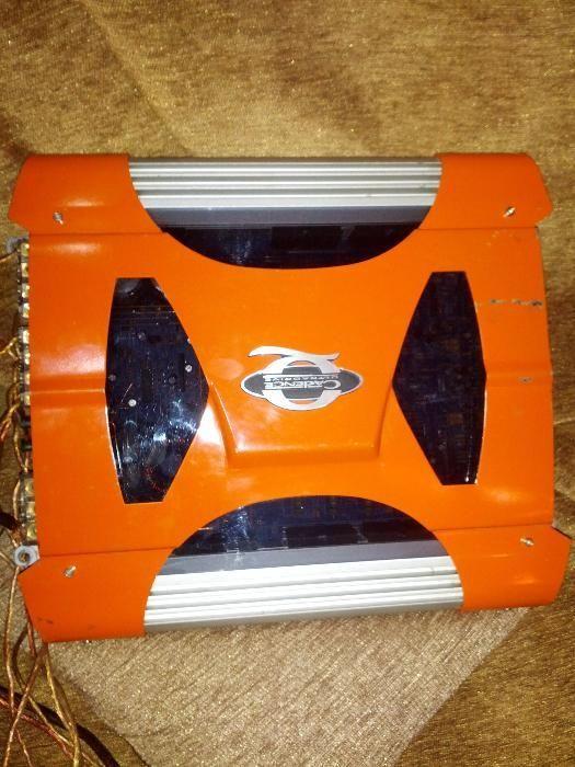 amplificator auto cadence Q4000 statie ultradrive subwoofer power