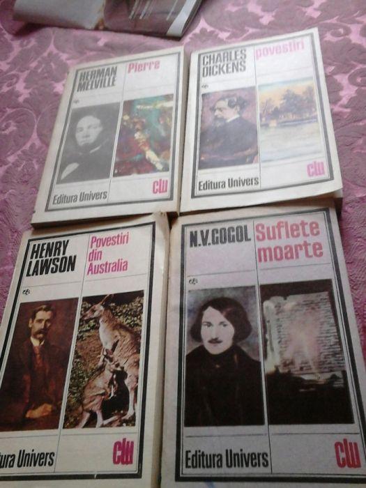 Carti colectia Clasicii Literaturii Universale