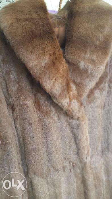 Haina de blana naturala nurca