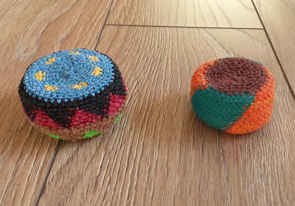 Нови хекове за игра. Различни цветове и размери !
