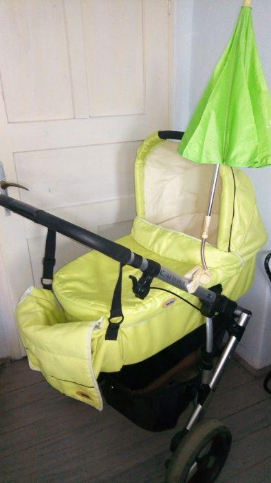 детска количка с два коша