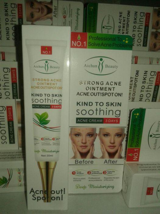 Ante acne(borbulhas)