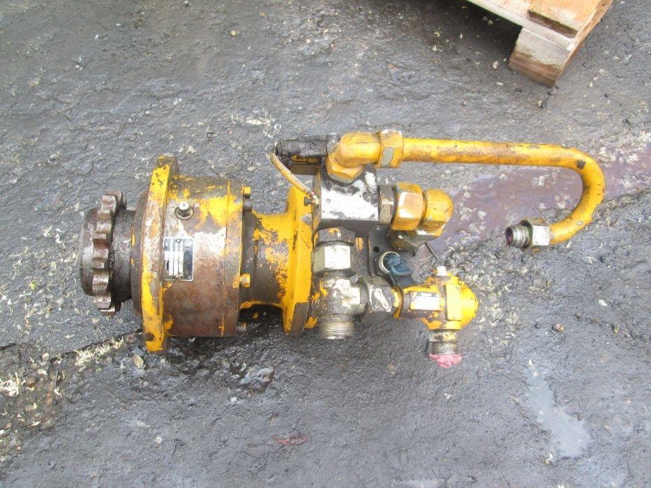 Hidromotor K 2258 de la finisor de asfalt Liba DF.110C