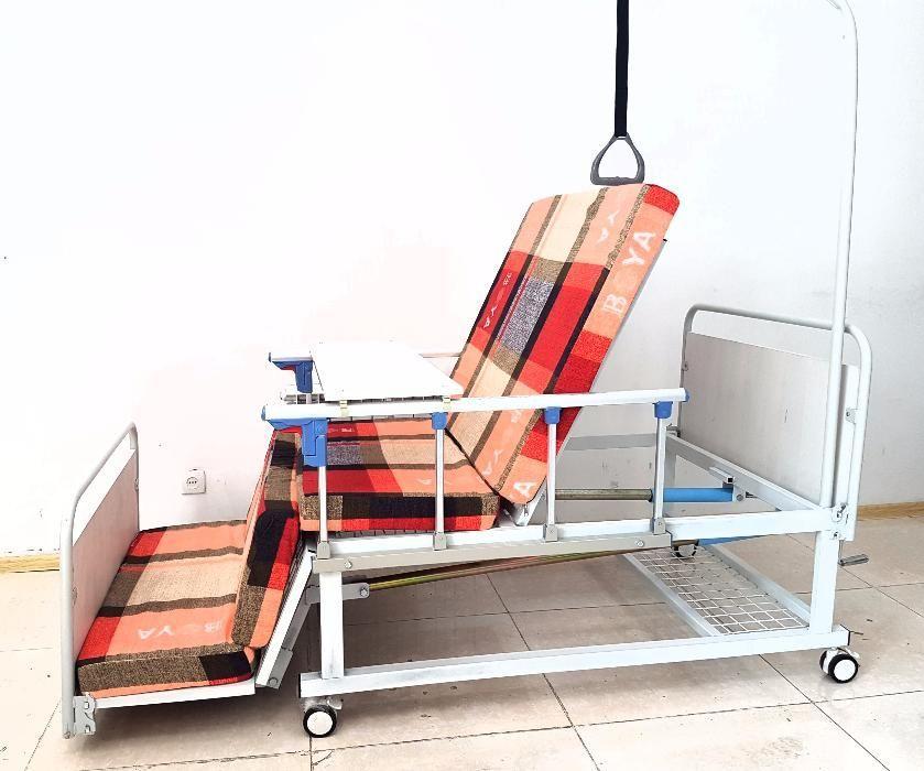 Кровать медицинская, кардио кресло