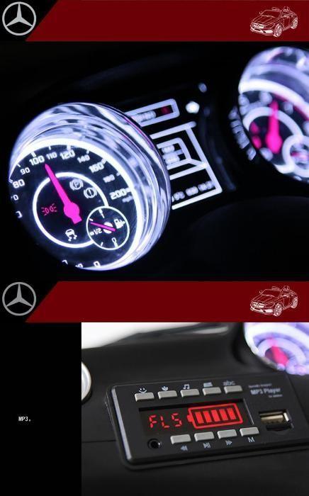 Акумулаторна кола Mercedes Benz CLA45 AMG гр. София - image 9