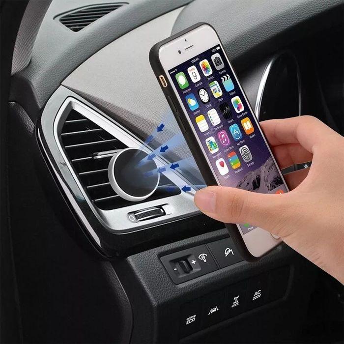 Suport auto cu magnet pentru telefon, tableta, GPS...