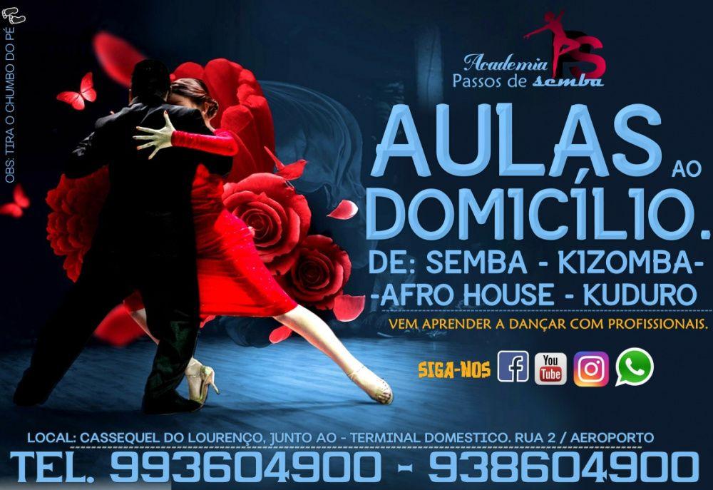 Vem dançar em menos de 1 dia (Aulas de dança intensiva)