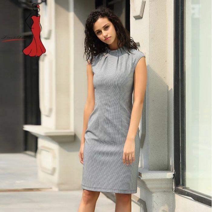Продам новое офисное платье