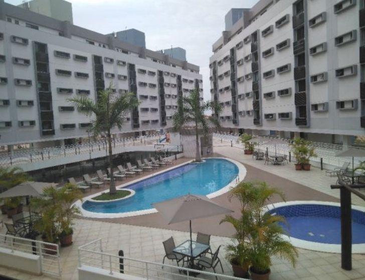 Arrenda se apartamento t4 no condominio Laguna em talatona com mobília