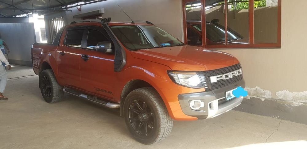 Ford Wildtrack 2015