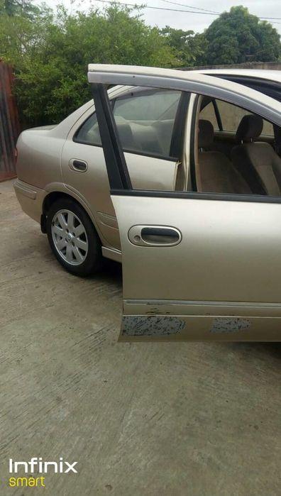 Nissan Bluebird XJ