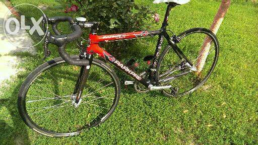 Cursiera compet. CarbonParkpre Racing RS85 -7kg ful campagnolo record