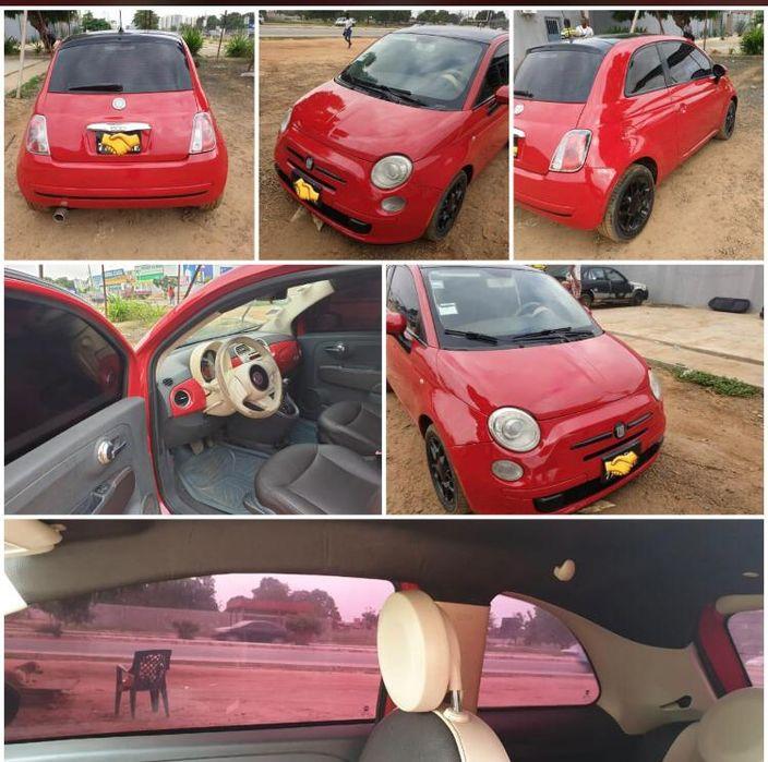 Vende-se Fiat 500