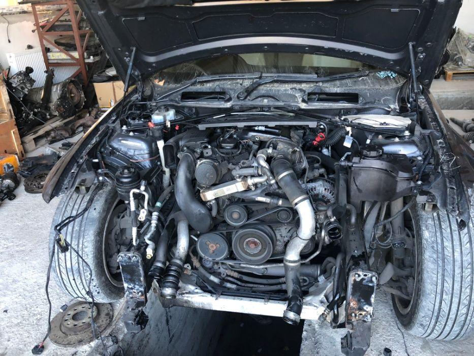 Racitor gaze BMW 320D E90 din 2007 163 cai putere