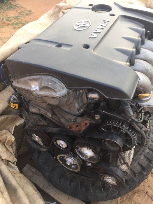 Motor 2zz em peças com caixa automático