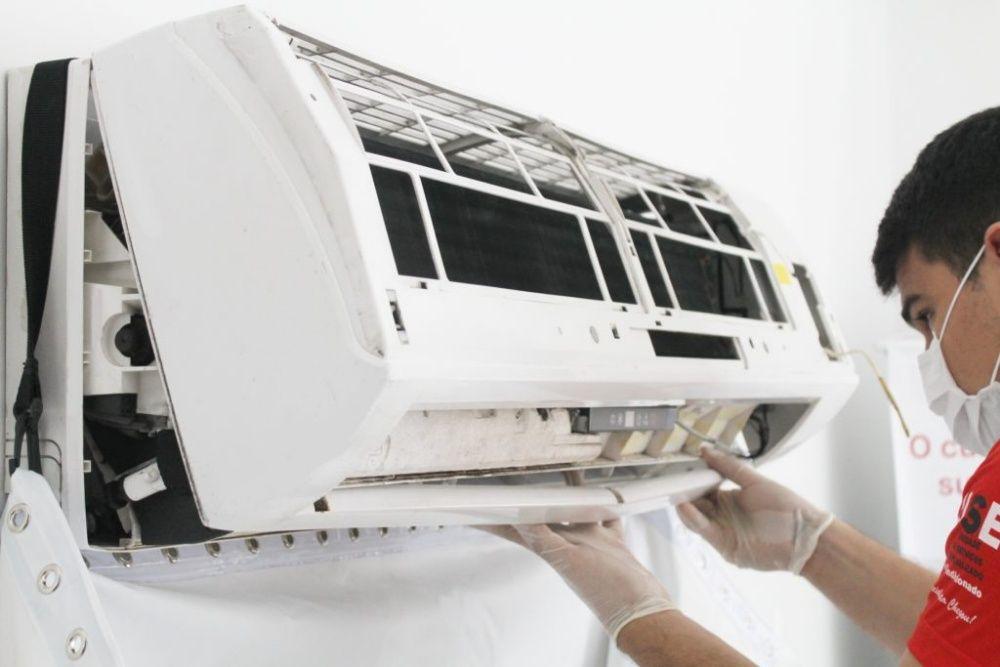 Montagem e Manutenção de Ar Condicionado AC, Industrial ou caseró Futungo de Belas - imagem 3