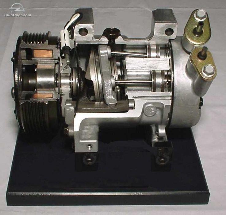 Reparatii Compresoare AC/Clima auto VW/SKODA/AUDI/OPEL/BMW
