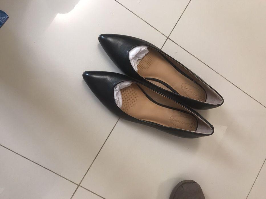 Vendem-se sapatos novos, tam 41