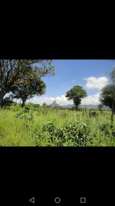 Terreno para agricultura/pecuária (58 hectares)