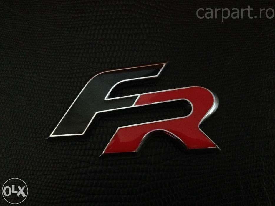 emblema Seat leon FR (spate)