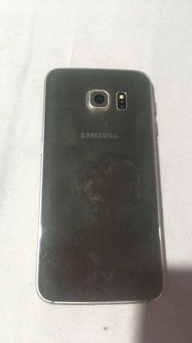 Samsung Galaxy S6 EDGE Gold 32Gigas original. Usado Viana - imagem 5