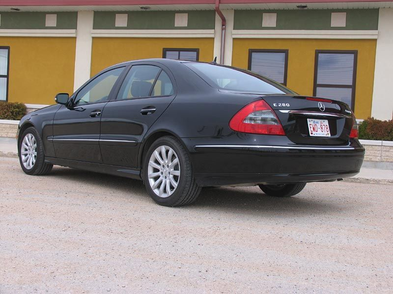 Mercedes E 280CDI EVO E211 4matik на части 2008