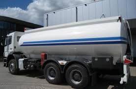Camião de cisterna