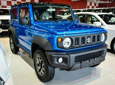 Vendo Este Suzuki Jimny 2019 Automático disponível para todo País novo
