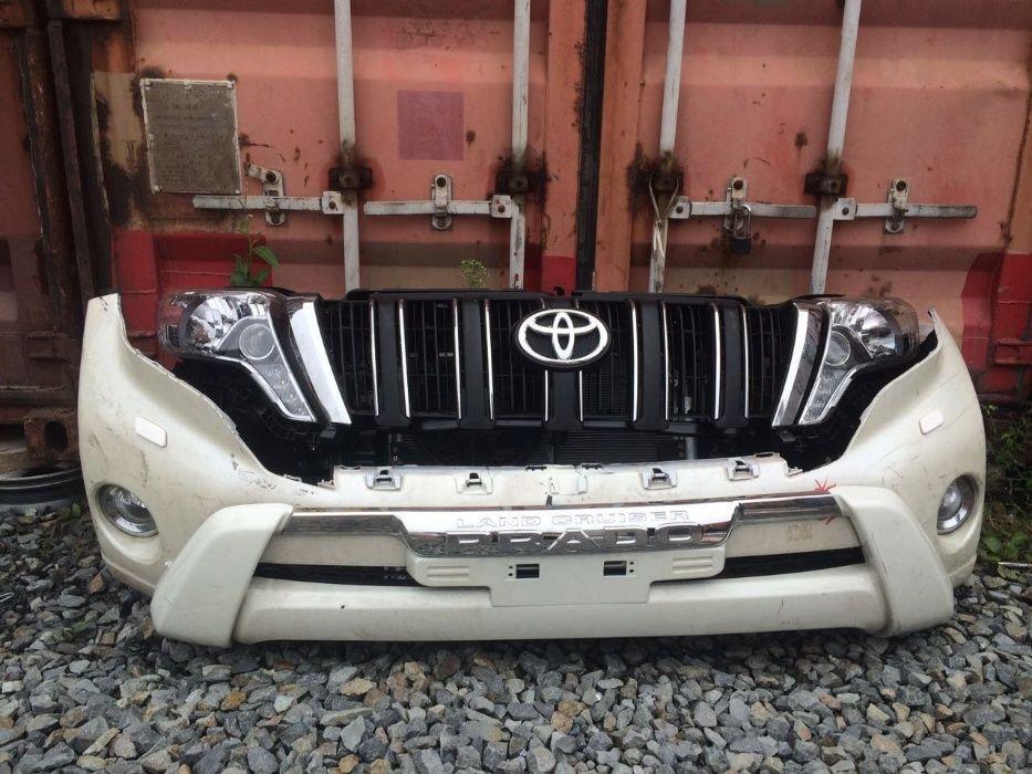 Бампер Toyota Land Cruiser Prado 150