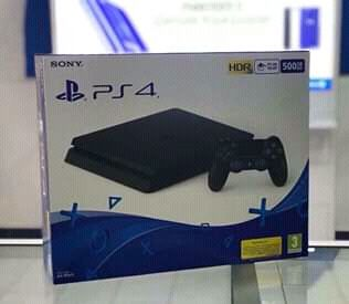 PS4 500gb