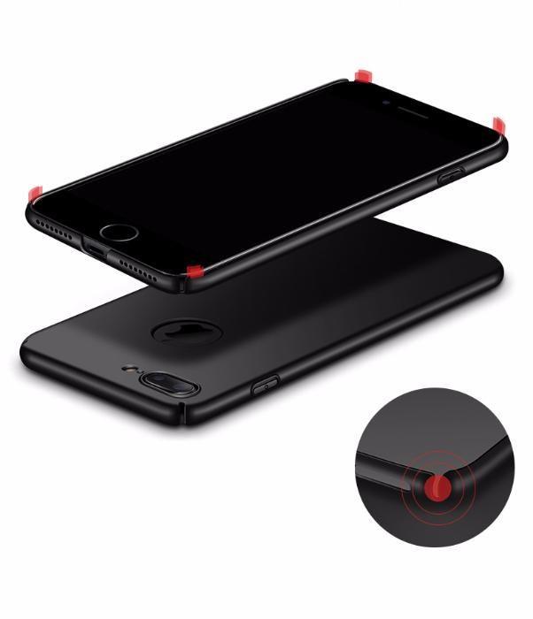 Thin Fit ултра тънък твърд мат кейс за iPhone 6, 7, 8, 7+, 6+, 8 Plus гр. София - image 4