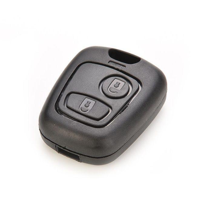 Carcasa cheie Peugeot 106, 107, 206, 207 Citroen C1, C2, C3 ,C4, C5