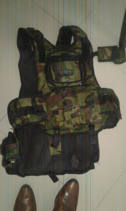 Vendo material completo de paintball