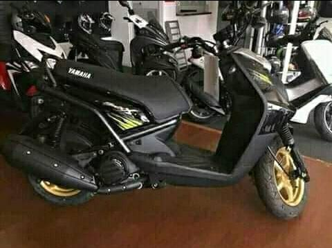 Moto Yamaha BWS 0km Disponível