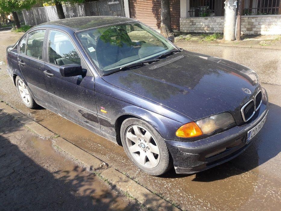 Продавам BMW E46 2.0D ***НА ЧАСТИ***