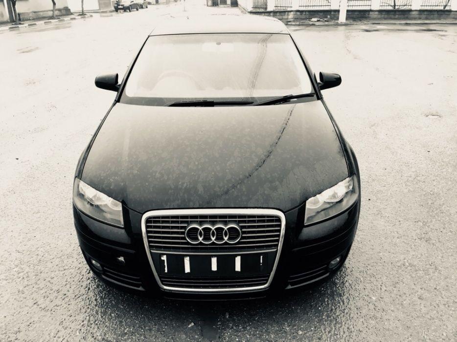 Audi A3 8p фейс-на части