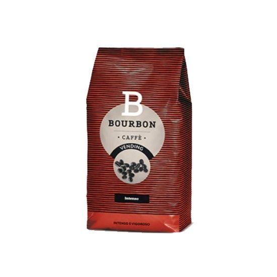 cafea BURBON INTENSO lavazza vending boabe