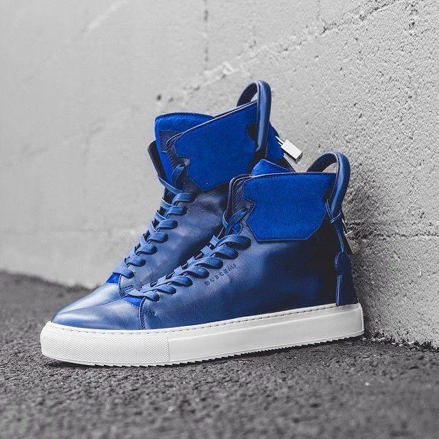 Adidasi ghete Buscemi Premium sneakers originali