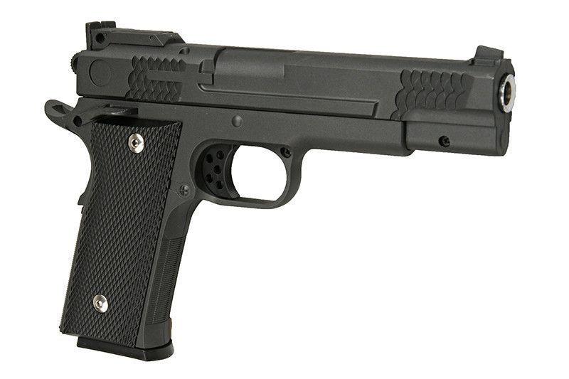 Pistol METAL SLIDE Airsoft Colt M1911 spring(ARC PUTERNIC)