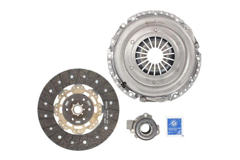 Опел инсингния / Opel Insignia 4x4 2.0i /2.8i съединител комплект