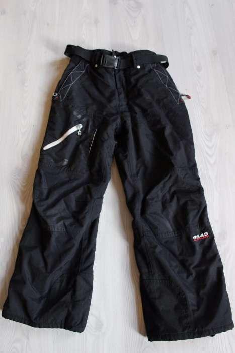 Pantaloni iarna/munte/ski 8848 ALTITUDE, originali, marime 140
